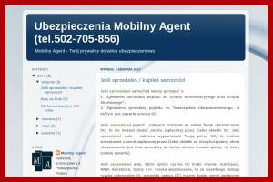 Ubezpiecznia Rzeszów Mobilny Agent