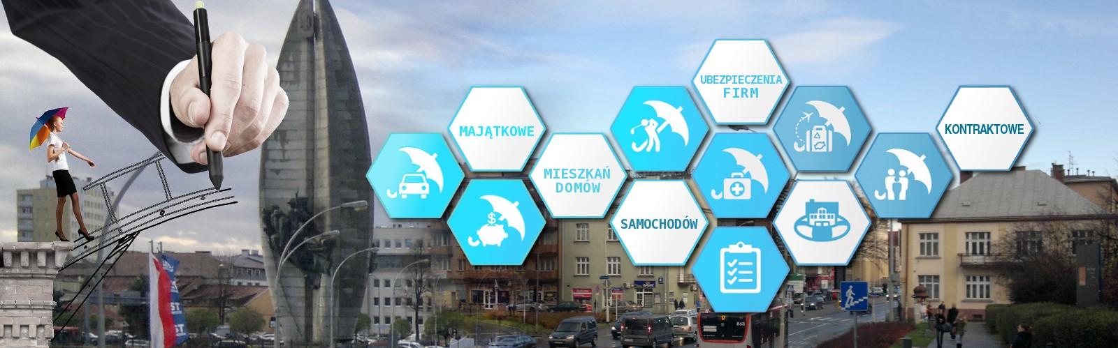 Biuro Ubezpieczeń Jan Majnusz Rzeszów - Ubezpieczenia majątkowe, kontraktowe i komunikacyjne